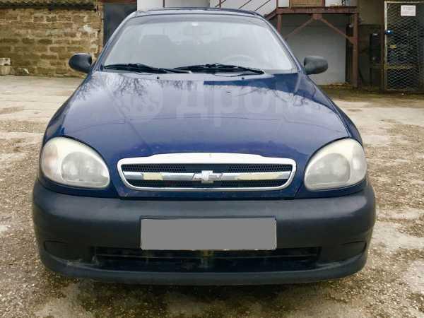 Chevrolet Lanos, 2008 год, 140 000 руб.