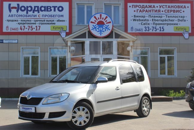 Skoda Roomster, 2012 год, 469 000 руб.