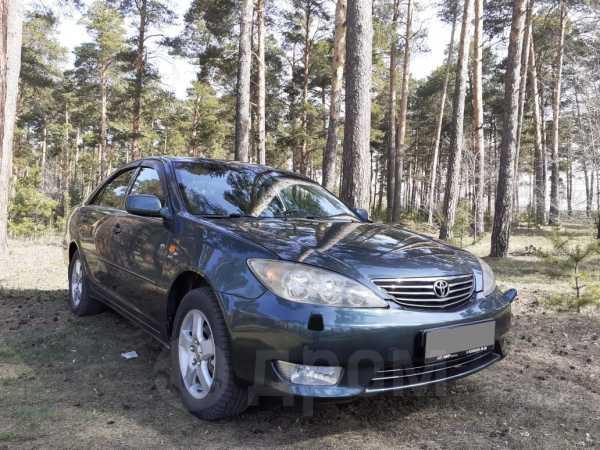 Toyota Camry, 2005 год, 575 000 руб.