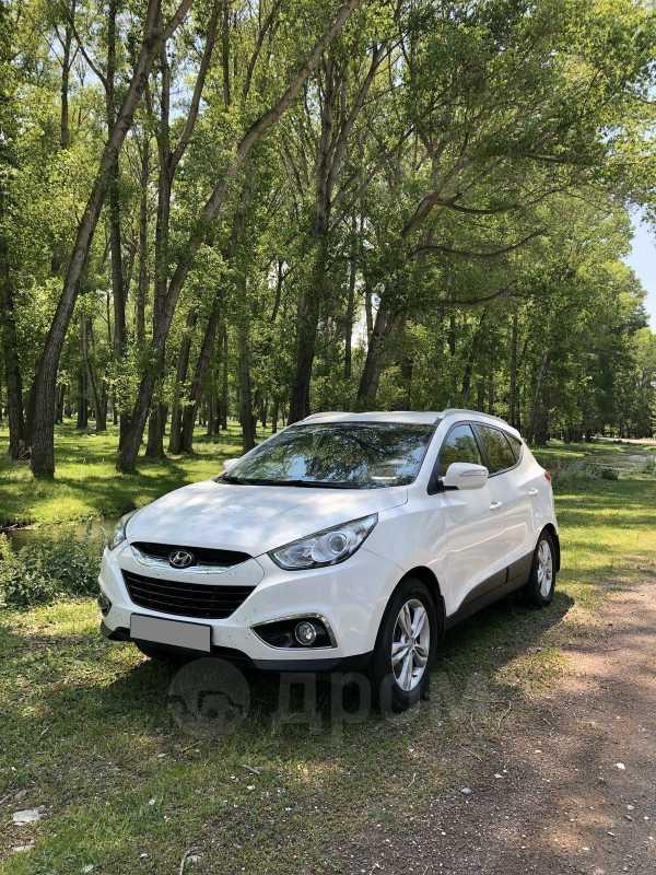 Hyundai ix35, 2013 год, 999 000 руб.