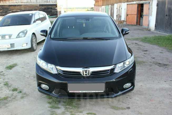 Honda Civic, 2012 год, 580 000 руб.