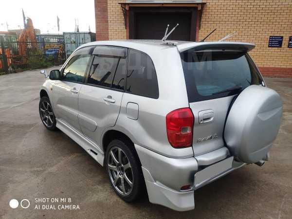 Toyota RAV4, 2001 год, 530 000 руб.