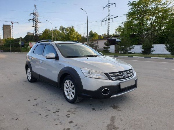 Dongfeng H30 Cross, 2014 год, 410 000 руб.