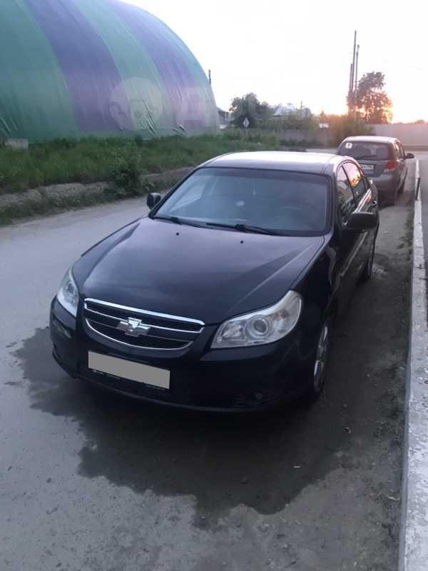 Chevrolet Epica, 2008 год, 275 000 руб.
