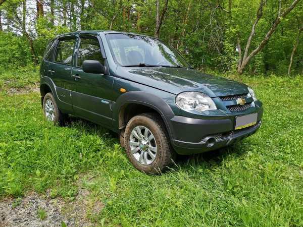 Chevrolet Niva, 2010 год, 340 000 руб.