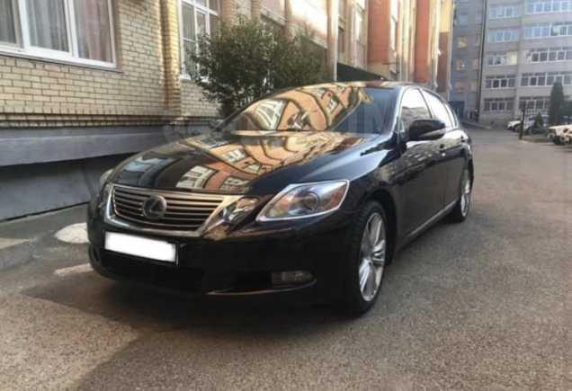 Lexus GS350, 2008 год, 800 000 руб.