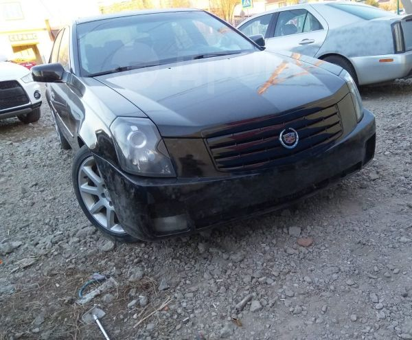 Cadillac CTS, 2007 год, 630 000 руб.