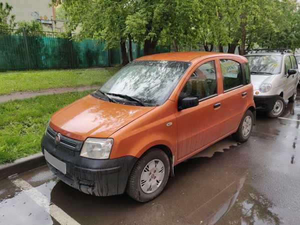 Fiat Panda, 2008 год, 185 000 руб.