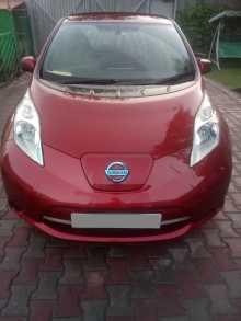 Новосибирск Nissan Leaf 2013