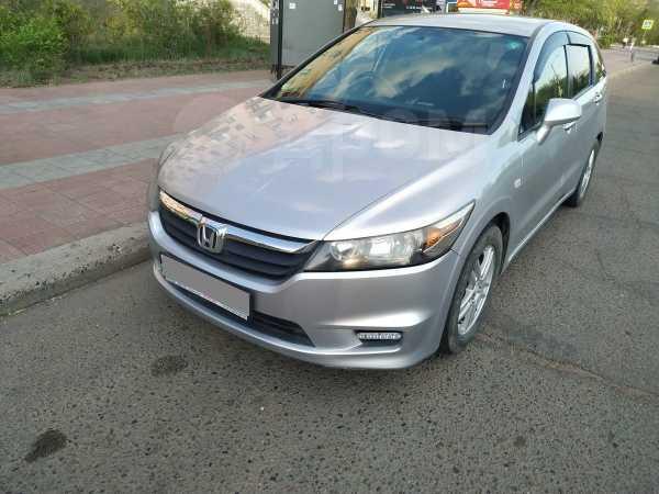 Honda Stream, 2007 год, 590 000 руб.