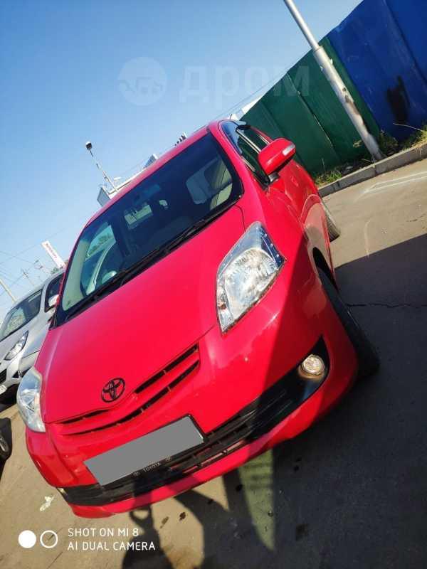 Toyota Passo Sette, 2009 год, 420 000 руб.