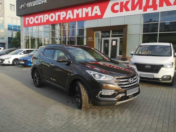 Hyundai Santa Fe, 2017 год, 1 850 000 руб.