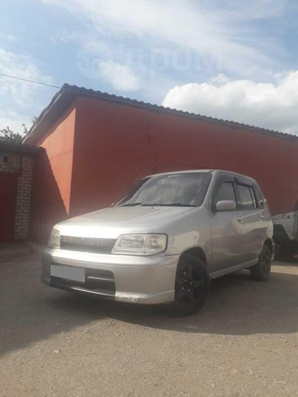 Nissan Cube, 2001 год, 125 000 руб.