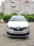 Renault Logan, 2017 год, 535 000 руб.