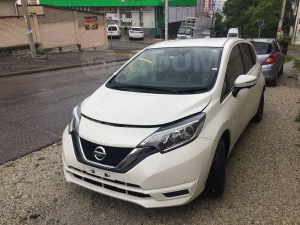 Nissan Note, 2017 год, 605 000 руб.