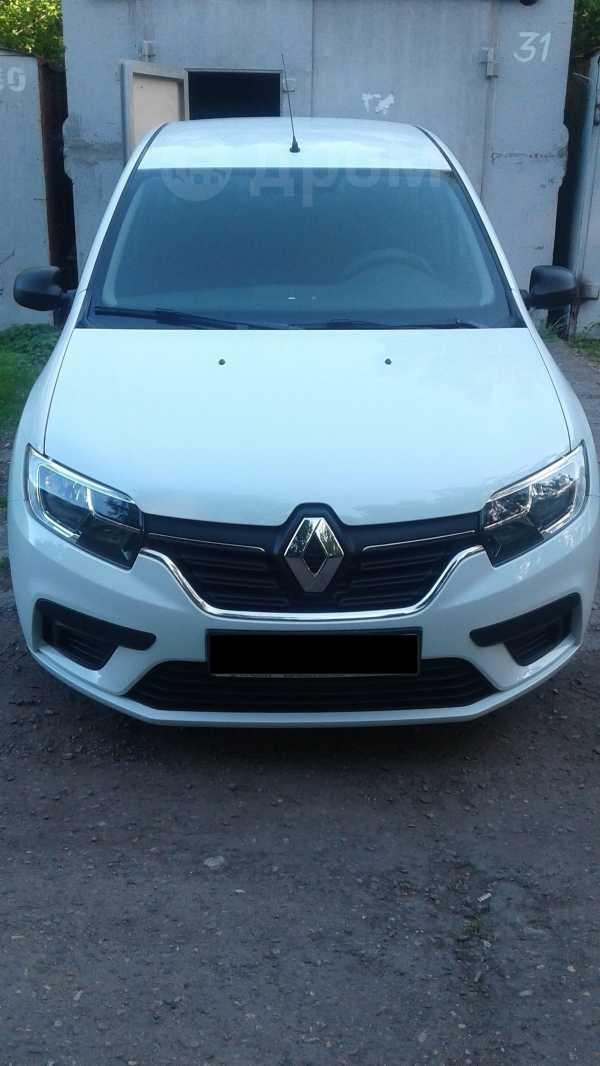 Renault Logan, 2018 год, 599 000 руб.