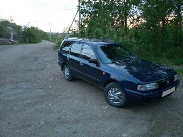 Nissan Sunny California, 1993 год, 140 000 руб.