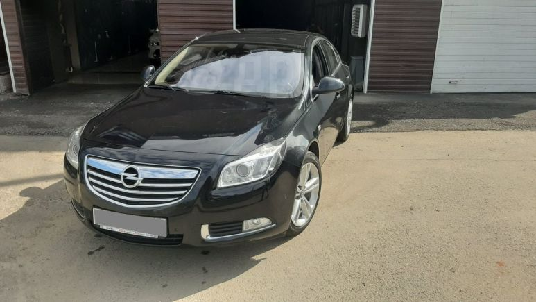 Opel Insignia, 2012 год, 615 000 руб.