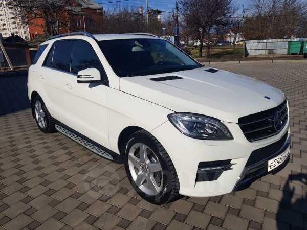 Mercedes-Benz M-Class, 2012 год, 1 785 000 руб.