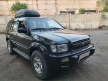 Кызыл Infiniti QX4 1997