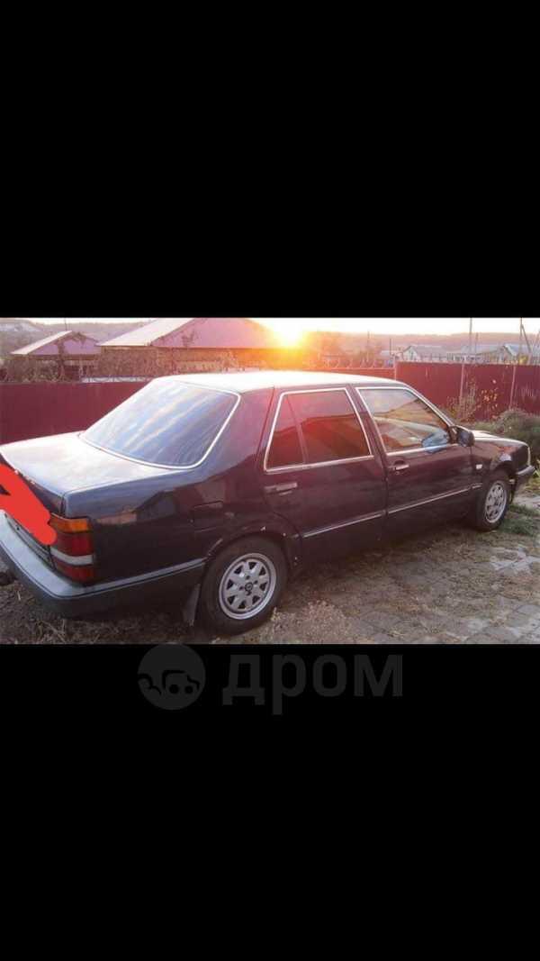 Lancia Thema, 1991 год, 255 000 руб.