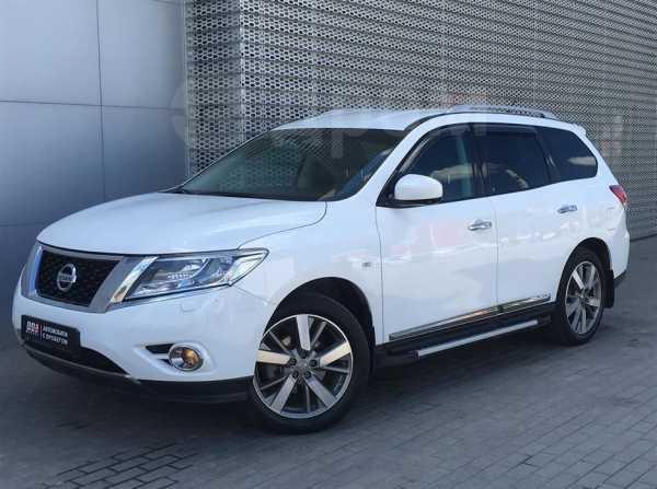 Nissan Pathfinder, 2016 год, 1 497 000 руб.