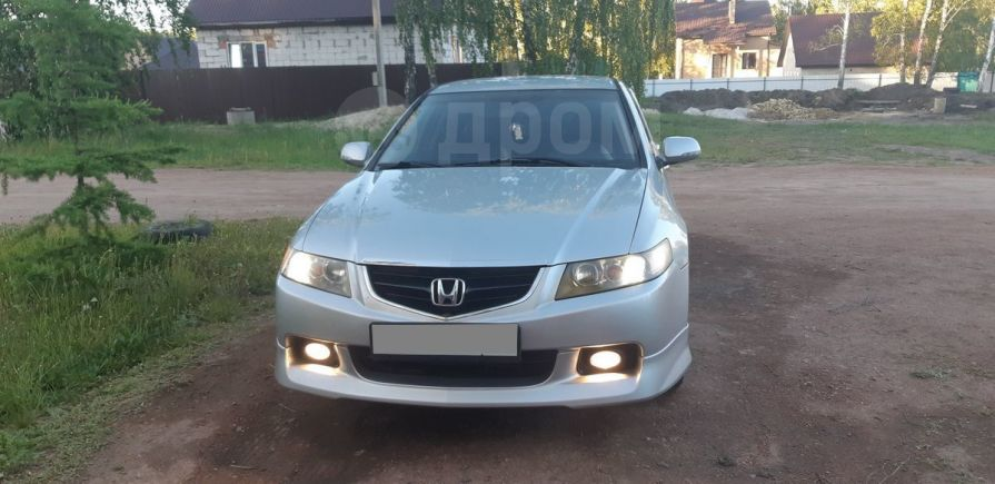 Honda Accord, 2003 год, 395 000 руб.