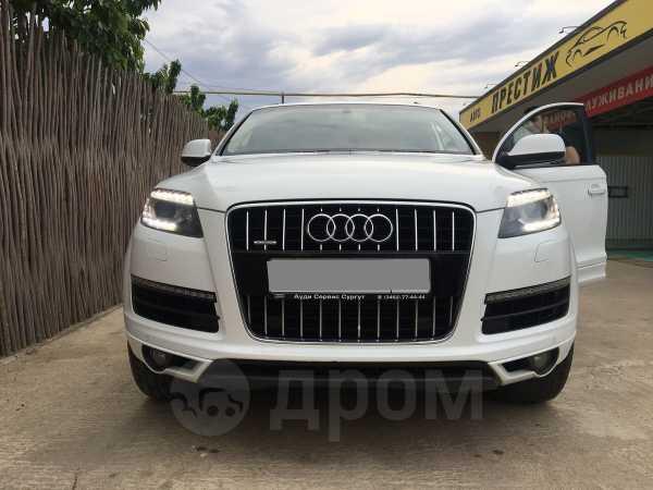 Audi Q7, 2011 год, 1 550 000 руб.
