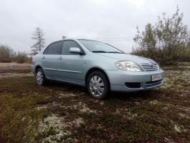 Новый Уренгой Corolla 2006