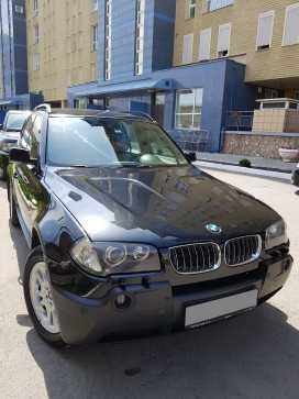 Омск BMW X3 2005