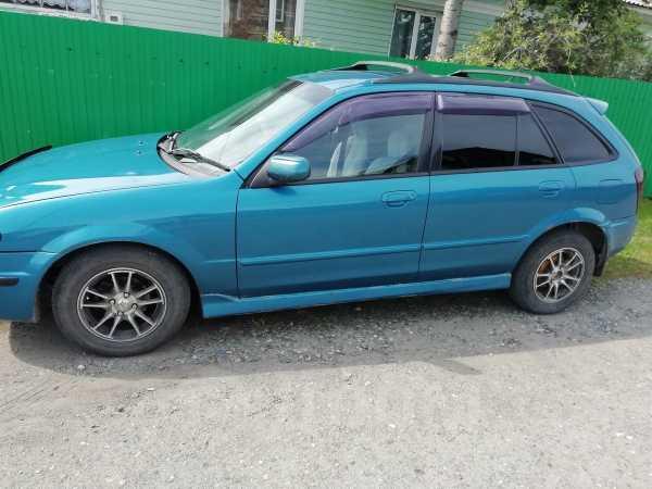 Mazda Familia S-Wagon, 1998 год, 150 000 руб.