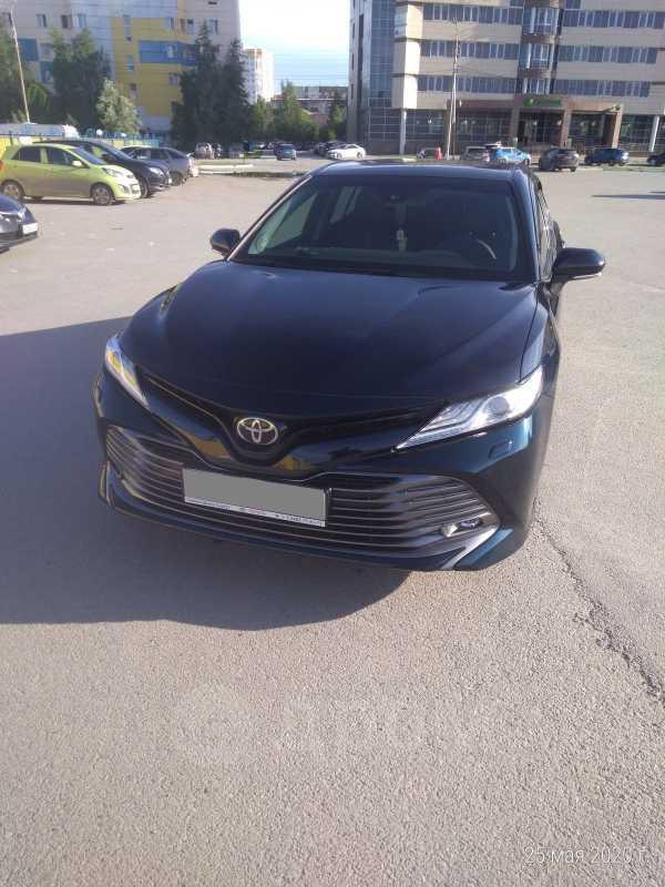 Toyota Camry, 2018 год, 2 180 000 руб.