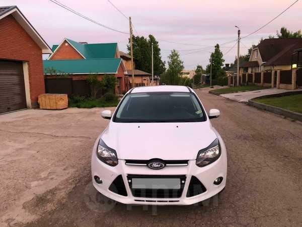 Ford Focus, 2015 год, 498 000 руб.