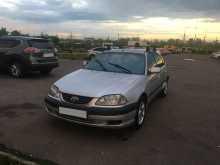 Москва Avensis 2001