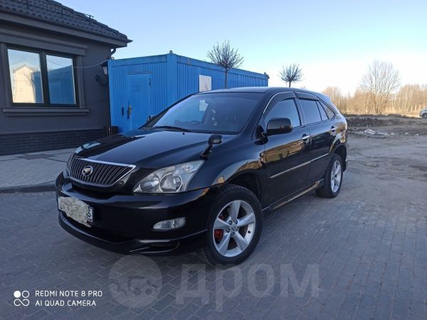 Toyota Harrier, 2007 год, 740 000 руб.