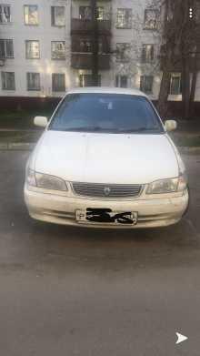 Москва Corolla 2000