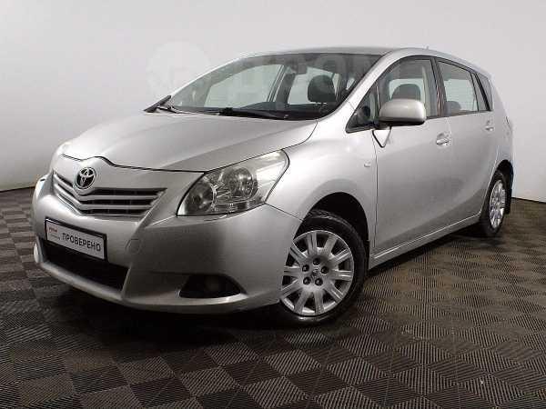 Toyota Verso, 2009 год, 489 000 руб.