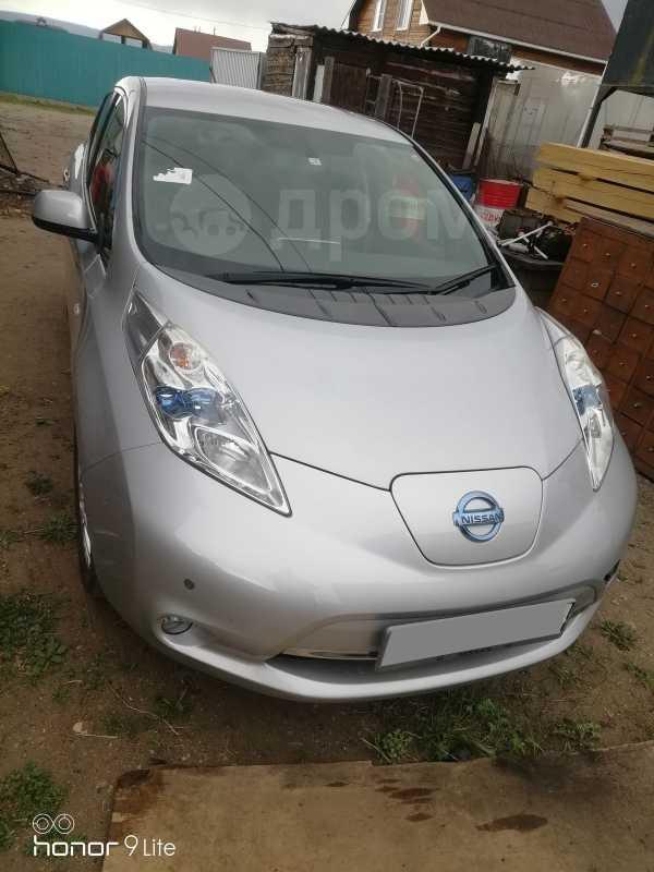 Nissan Leaf, 2013 год, 480 000 руб.