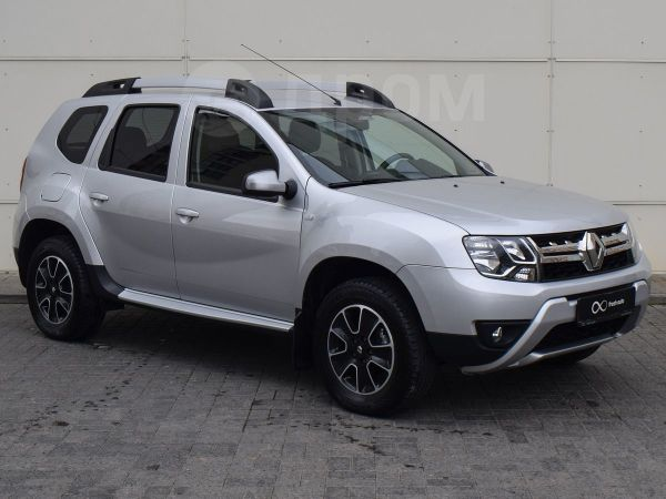 Renault Duster, 2018 год, 899 000 руб.