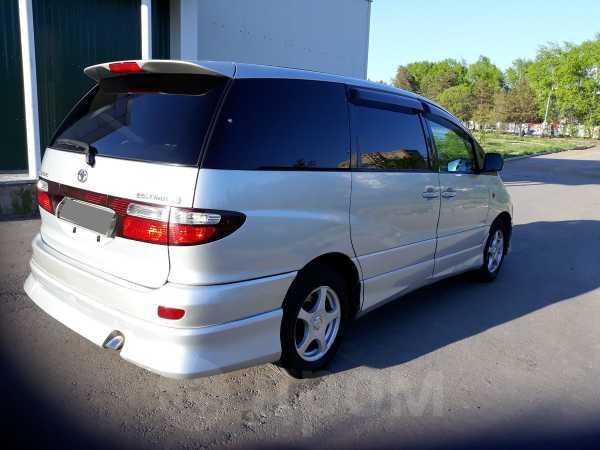Toyota Estima, 2002 год, 600 000 руб.