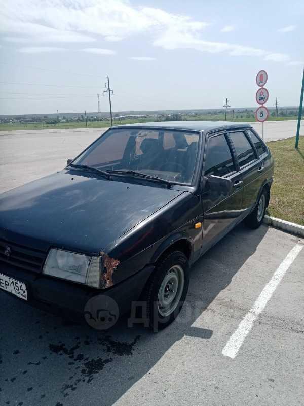 Лада 2109, 1997 год, 48 000 руб.