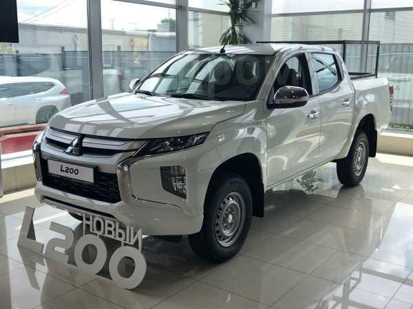 Mitsubishi L200, 2020 год, 2 333 000 руб.