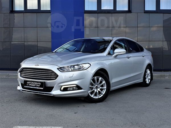 Ford Mondeo, 2018 год, 1 179 000 руб.