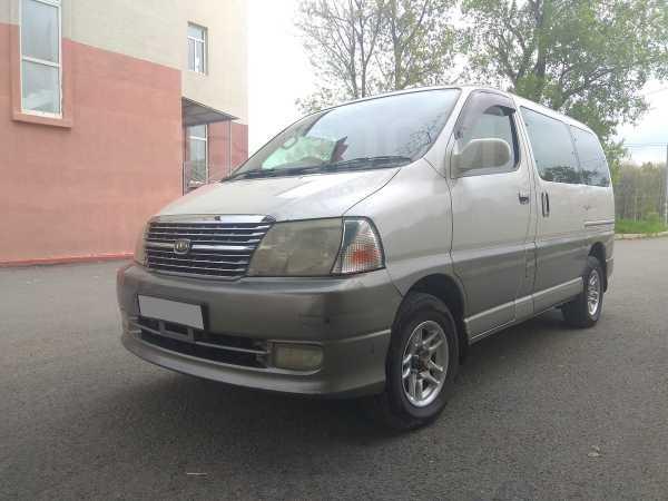 Toyota Granvia, 2000 год, 625 000 руб.