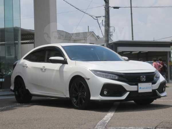 Honda Civic, 2017 год, 1 000 000 руб.
