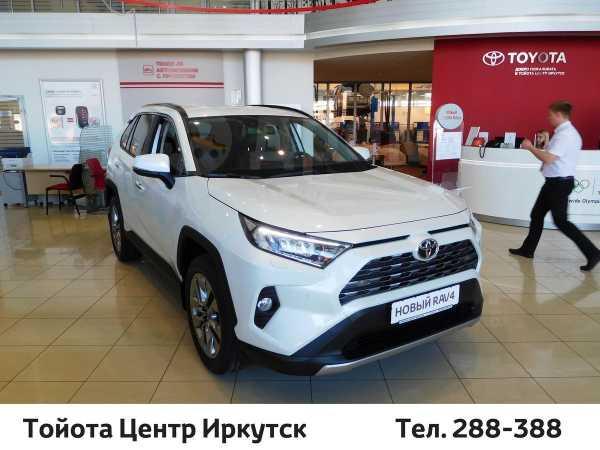 Toyota RAV4, 2020 год, 2 712 000 руб.
