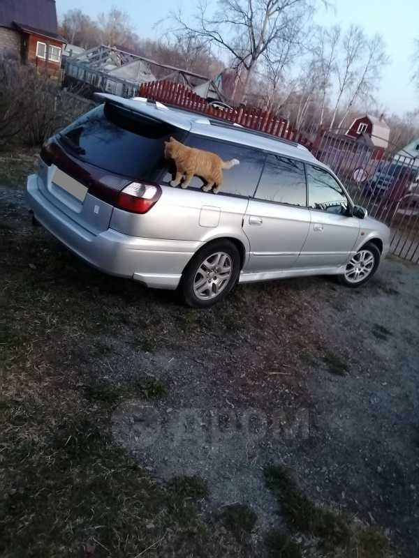 Subaru Legacy, 2002 год, 335 000 руб.