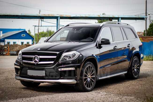Mercedes-Benz GL-Class, 2013 год, 2 690 000 руб.