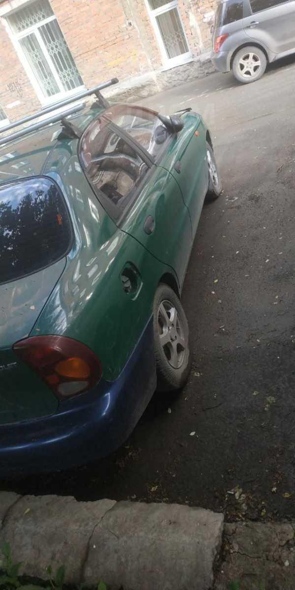 Chevrolet Lanos, 2006 год, 55 000 руб.