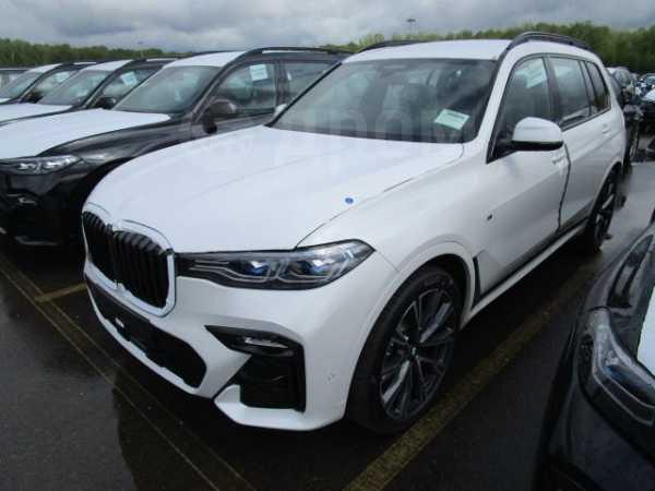 BMW X7, 2020 год, 11 070 000 руб.